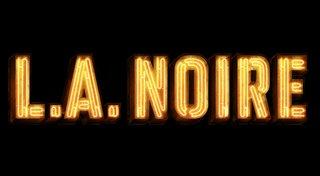 L.A. Noire Trophy List Banner