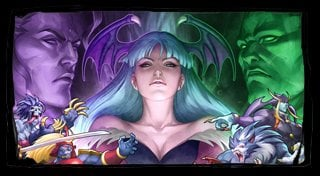 Darkstalkers Resurrection Trophy List Banner