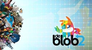 de Blob 2 Trophy List Banner