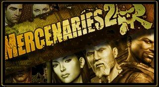 Mercenaries 2: World in Flames Trophy List Banner