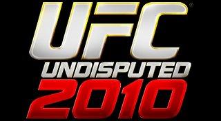 UFC Undisputed 2010 Trophy List Banner