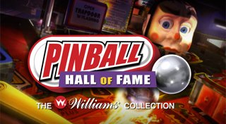 Pinball Hall of Fame: The Williams Collection Trophy List Banner