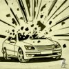 Destroy Razad's Car