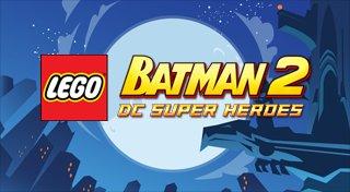 Lego Batman 2: DC Super Heroes Trophy List Banner