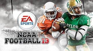 NCAA Football 13 Trophy List Banner