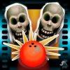2 Skeletons, 1 Ball