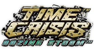 Time Crisis: Razing Storm Trophy List Banner