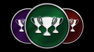 Tiger Woods PGA Tour 13 Trophy List Banner