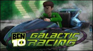 Ben 10: Galactic Racing Trophy List Banner