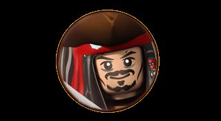 Lego Pirates of the Caribbean: The Video Game Trophy List Banner