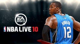 NBA Live 10 Trophy List Banner