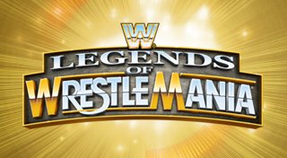 WWE Legends of WrestleMania Trophy List Banner