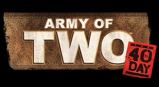 Army of Two: The 40th Day Trophy List Banner
