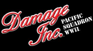 Damage Inc. Pacific Squadron WWII Trophy List Banner