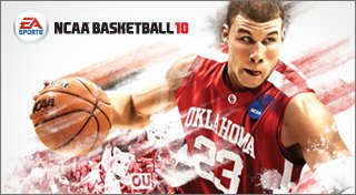 NCAA Basketball 10 Trophy List Banner