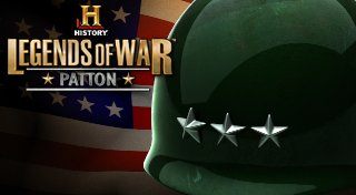 History Legends of War: Patton Trophy List Banner