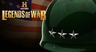 History Legends of War: Patton Trophy List Banner