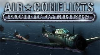 Air Conflicts: Pacific Carriers Trophy List Banner