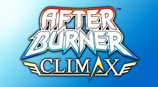 After Burner Climax Trophy List Banner