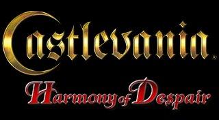 Castlevania: Harmony of Despair Trophy List Banner