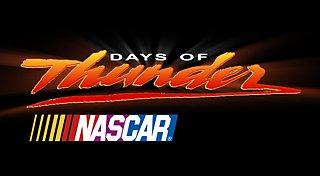 Days of Thunder: NASCAR Edition Trophy List Banner