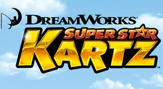 DreamWorks Super Star Kartz Trophy List Banner