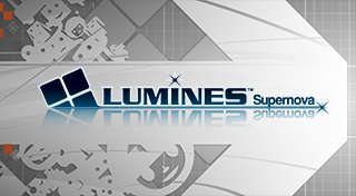 Lumines Supernova Trophy List Banner