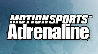 MotionSports: Adrenaline Trophy List Banner
