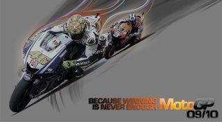 MotoGP 09/10 Trophy List Banner
