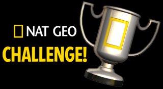 Nat Geo Challenge! Wild Life Trophy List Banner