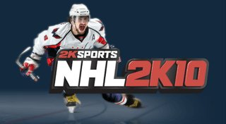 NHL 2K10 Trophy List Banner