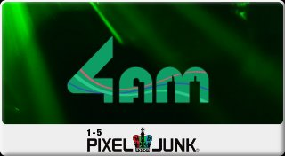 PixelJunk 4am Trophy List Banner