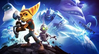 Ratchet & Clank Trophy List Banner
