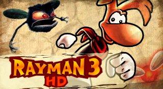 Rayman 3 HD Trophy List Banner