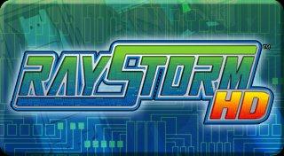 RayStorm HD Trophy List Banner