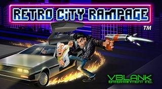 Retro City Rampage Trophy List Banner