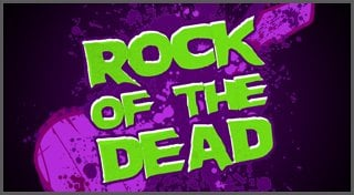 Rock of the Dead Trophy List Banner