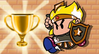 Wonder Boy in Monster Land Trophy List Banner