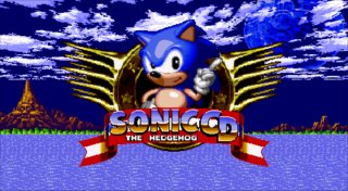 Sonic CD Trophy List Banner