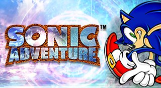 Sonic Adventure Trophy List Banner