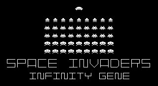 Space Invaders Infinity Gene Trophy List Banner