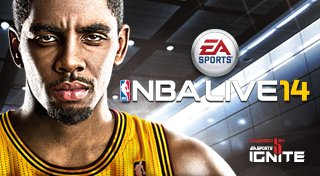 NBA Live 14 Trophy List Banner