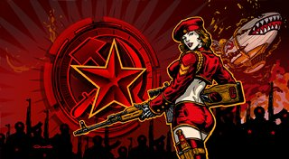 Command & Conquer: Red Alert 3 Trophy List Banner