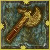 Axe (Professional pack trophy)