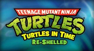 Teenage Mutant Ninja Turtles: Turtles in Time Reshelled Trophy List Banner