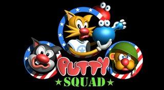 Putty Squad Trophy List Banner
