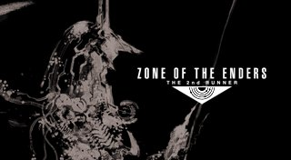 Zone of the Enders: The 2nd Runner Trophy List Banner