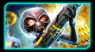 Destroy All Humans! Trophy List Banner