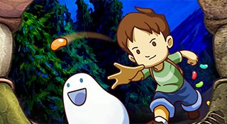 A Boy and His Blob Trophy List Banner