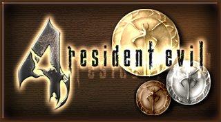 Resident Evil 4 Trophy List Banner